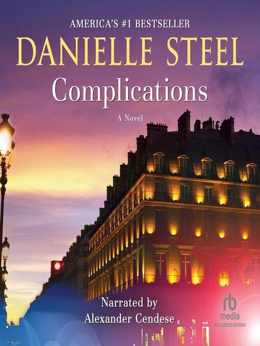 Title details for Complications by Danielle Steel - Wait list