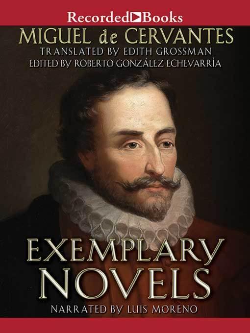 Imagen de portada para Exemplary Novels