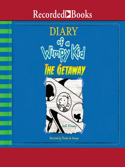 Title details for The Getaway by Jeff Kinney - Wait list