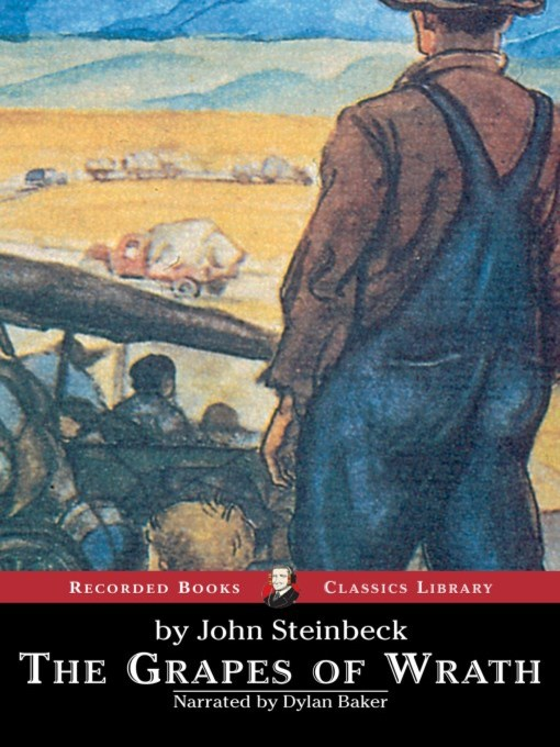 Title details for The Grapes of Wrath by John Steinbeck - Wait list