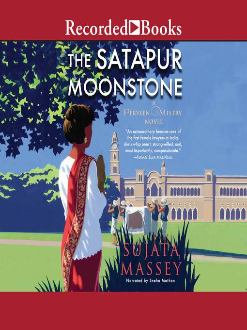 Title details for The Satapur Moonstone by Sujata Massey - Wait list