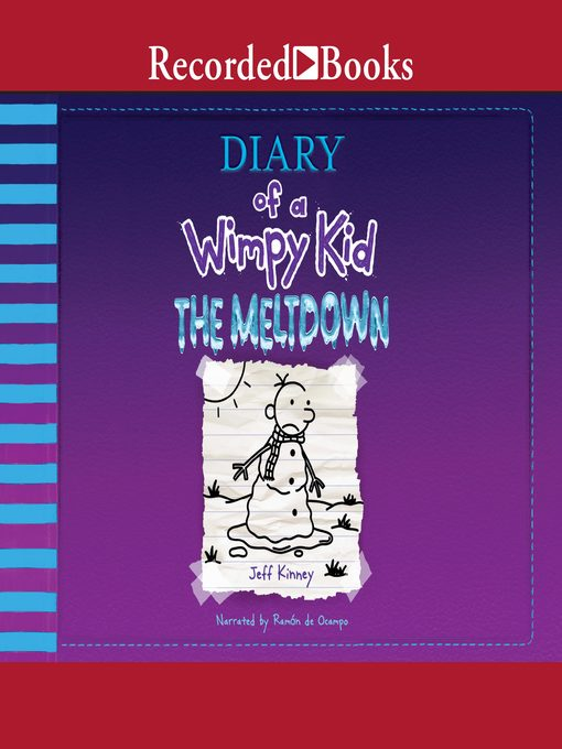 Title details for The Meltdown by Jeff Kinney - Wait list