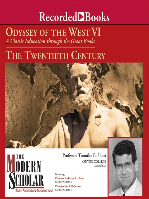 Title details for Odyssey of the West, Part VI by Timothy Shutt - Available