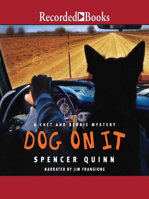 Title details for Dog on It by Spencer Quinn - Wait list