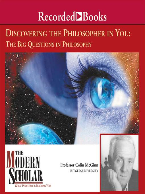 Title details for Discovering the Philosopher in You by Colin McGinn - Available
