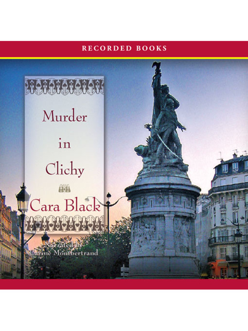 murder in clichy   multnomah county library   overdrive