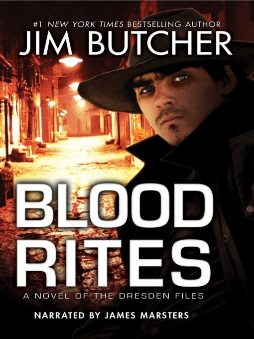 Title details for Blood Rites by Jim Butcher - Available