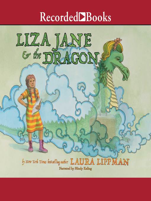 Cover image for Liza Jane & the Dragon
