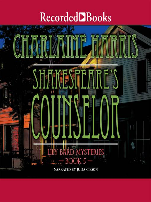 Lily Bard Mystery: Shakespeare's Christmas 3 by Charlaine Harris (2008,...