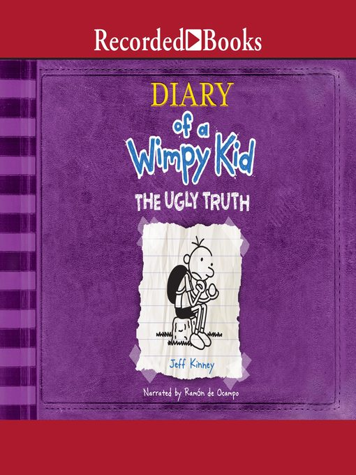 Title details for The Ugly Truth by Jeff Kinney - Wait list