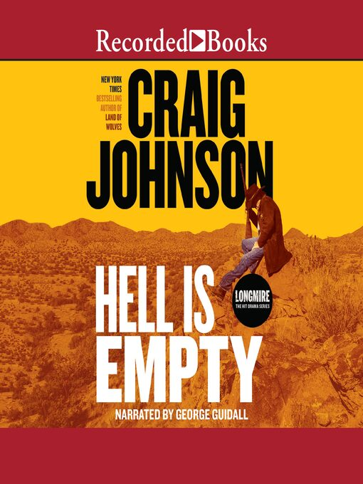 Title details for Hell Is Empty by Craig Johnson - Wait list