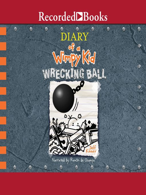 Title details for Wrecking Ball by Jeff Kinney - Wait list