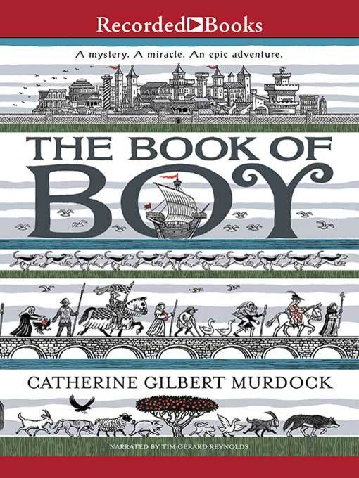 Title details for The Book of Boy by Catherine Gilbert Murdock - Available