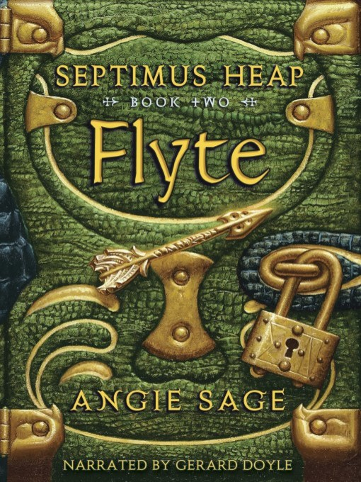 Title details for Flyte by Angie Sage - Available