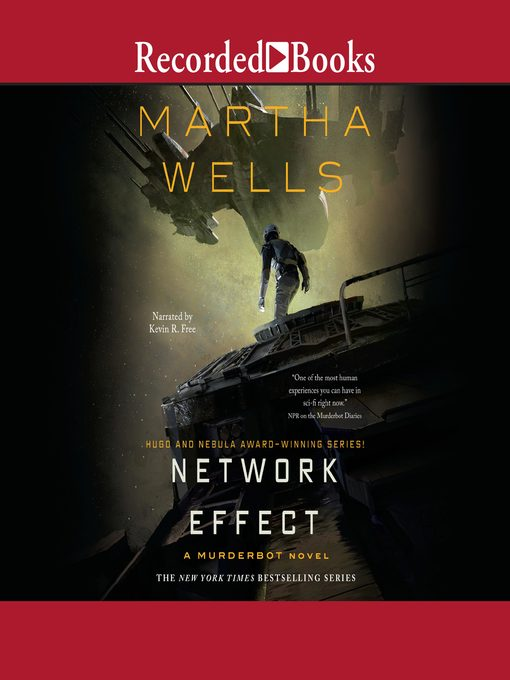 Title details for Network Effect by Martha Wells - Available