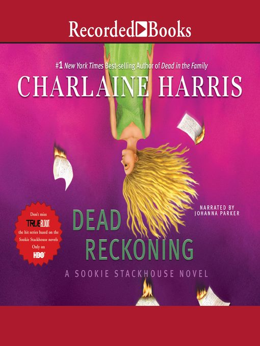 Title details for Dead Reckoning by Charlaine Harris - Wait list