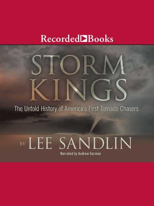 Title details for Storm Kings by Lee Sandlin - Wait list