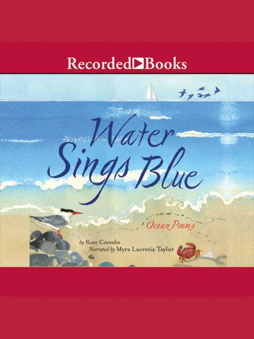 Cover image for Water Sings Blue