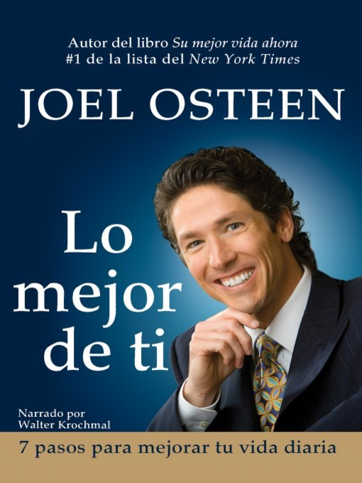 Title details for Lo mejor de ti by Joel Osteen - Available
