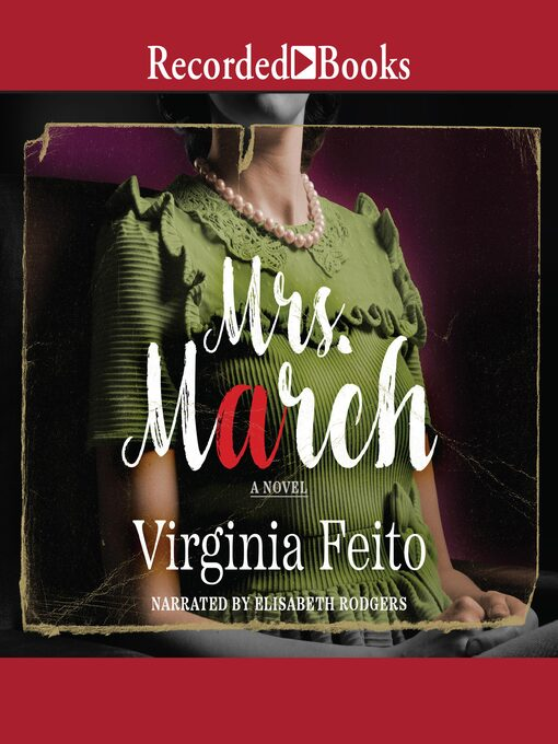 Title details for Mrs. March by Virginia Feito - Wait list