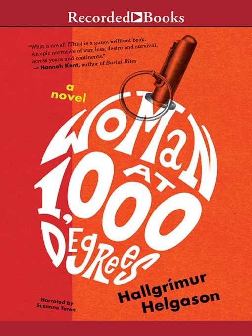 Title details for Woman at 1,000 Degrees by Hallgrimur Helgason - Available