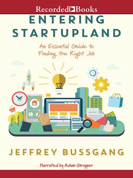 Title details for Entering Startupland by Jeffrey Bussgang - Available