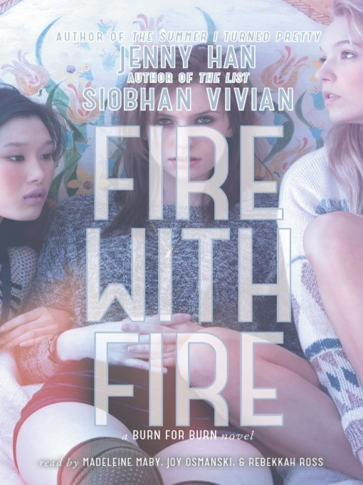 Cover of Fire with Fire
