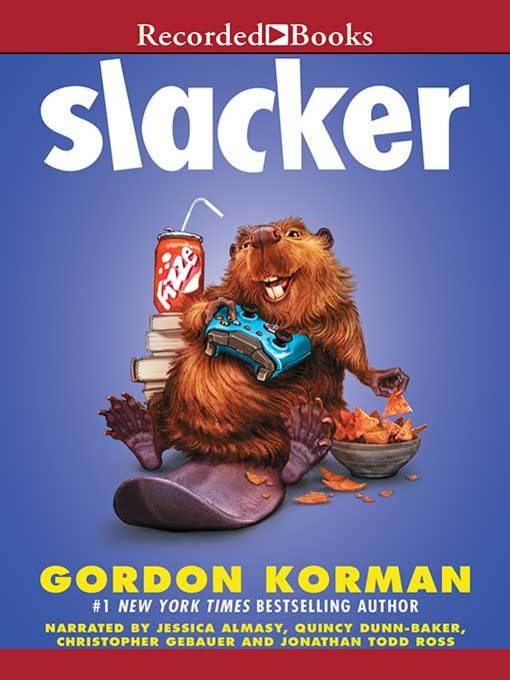 Title details for Slacker by Gordon Korman - Available