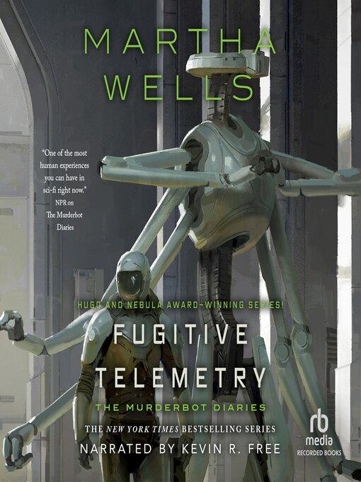 Title details for Fugitive Telemetry by Martha Wells - Wait list