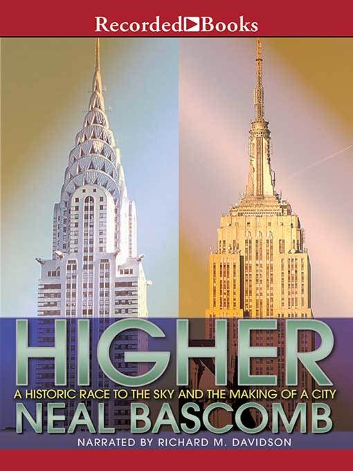 Title details for Higher by Neal Bascomb - Available