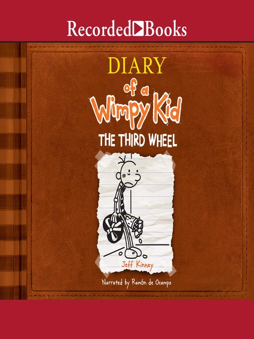 Title details for The Third Wheel by Jeff Kinney - Wait list