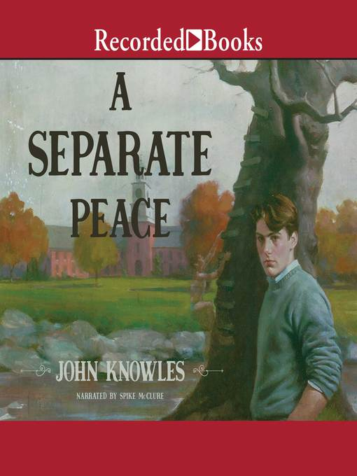 an analysis of a separate peace by john knowle Check out our top free essays on theme review a separate peace to help friendship and its dangers in john knowle's book, a separate peace theme analysis.