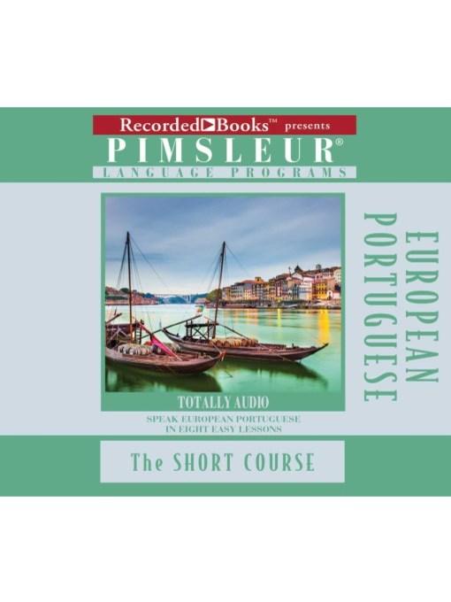 Title details for Portuguese (European) by Pimsleur Language Program - Available