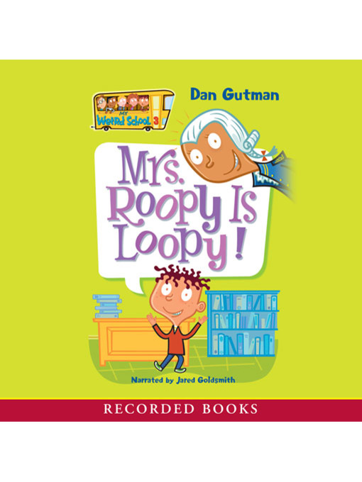 Cover image for Mrs Roopy Is Loopy