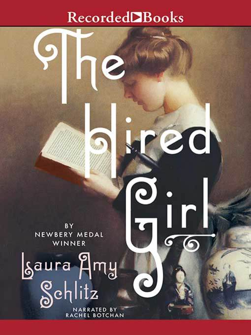 Cover of The Hired Girl