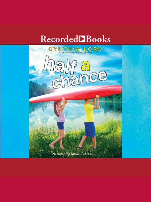 Cover of Half a Chance