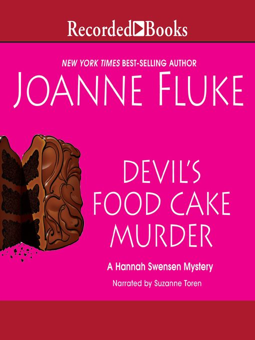 Title details for Devil's Food Cake Murder by Joanne Fluke - Available