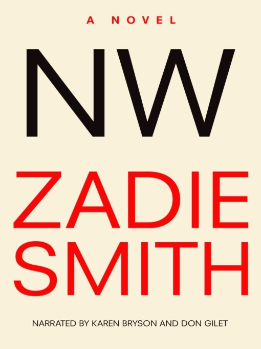 Title details for NW by Zadie Smith - Available