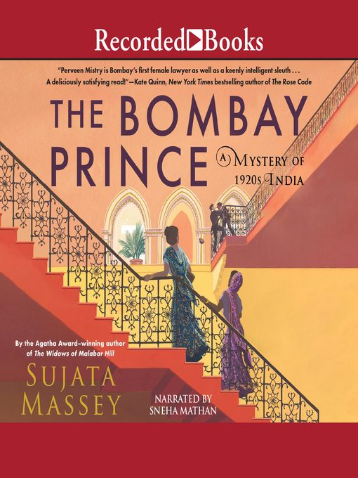 Title details for The Bombay Prince by Sujata Massey - Available