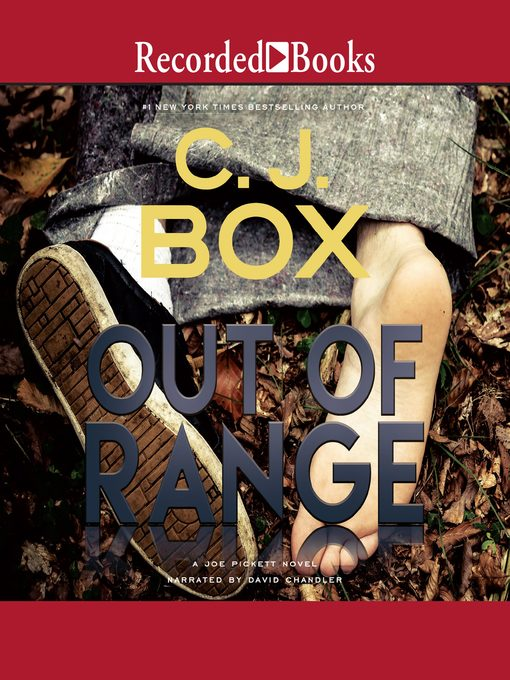 Title details for Out of Range by C. J. Box - Wait list