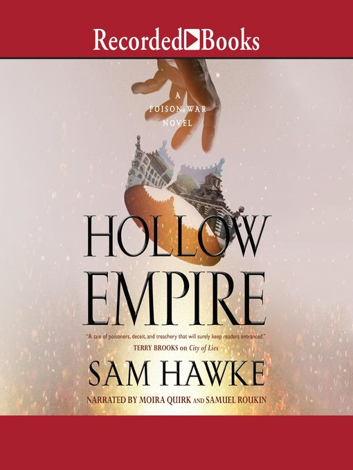 Title details for Hollow Empire by Sam Hawke - Available