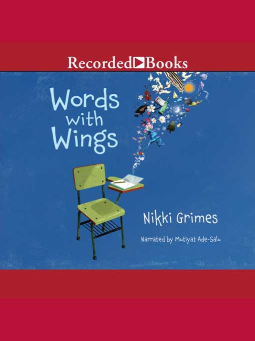 Title details for Words with Wings by Nikki Grimes - Wait list