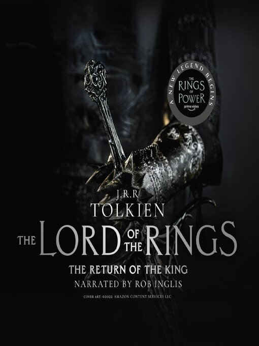 Title details for The Return of the King by J.R.R. Tolkien - Wait list