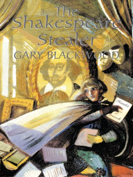 Cover of Shakespeare Stealer