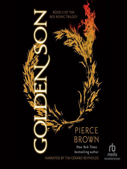 Title details for Golden Son by Pierce Brown - Wait list