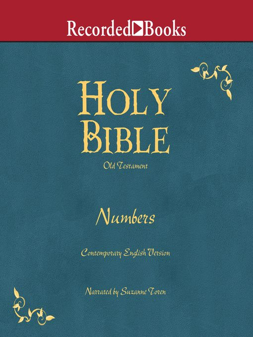 Title details for Holy Bible--Numbers Volume 4 by Various - Available