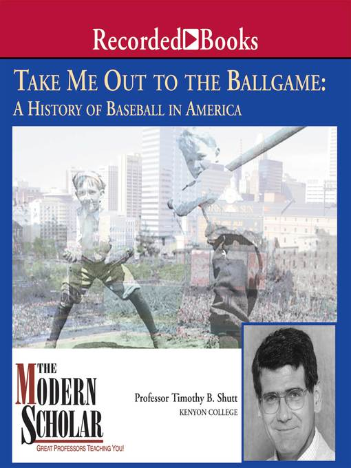 Cover image for Take Me Out to the Ballgame