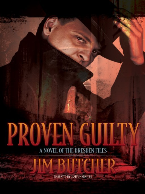 Title details for Proven Guilty by Jim Butcher - Wait list