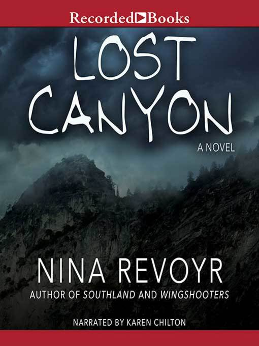 Title details for Lost Canyon by Nina Revoyr - Wait list