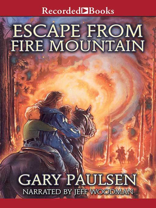 Cover image for Escape from Fire Mountain